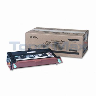 XEROX PHASER 6180 PRINT CARTRIDGE CYAN 2K